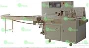 Горизонтальные упаковочные машины Флоу-пак (HFFS) с нижней подачей пле