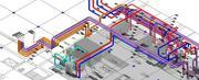 Проектирование инженерных систем ОВ,  ВК, ЭЛ