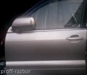 Дверь передняя левая на Toyota Land Cruiser Prado 120