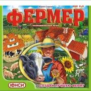Настольная игра Фермер 46889