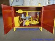 Газорегуляторный пункт ГРПШ-07-2У1 с обогревом