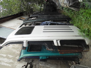 По кузову на Toyota L C Prado 150. 120. 95. 90 78.Hilux Surf 185 130