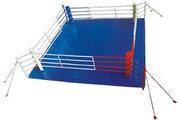 ринг боксерский на растяжках