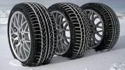 оригинальные зимние шины б/у для легковых авто
