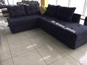 Угловой диван с поворотным механизмом