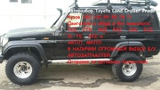 Авторазбор  Toyota LAND Cruiser Prado 150. 120 95. 90 78 71