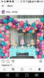 Оформление любых праздников шарами