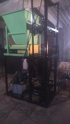 Универсальный станок по теплоблокам, блокам, плитке, брусчатки под мрамор