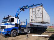 Требуется манипулятор-длинномер для перевозки контейнеров и г/грузов