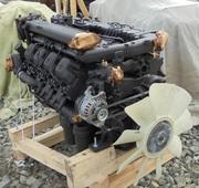 новый Двигатель КАМАЗ 740.50 евро-2