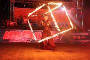 Огненное Световое шоу Алматы Шоу стихий Lumiere