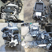 Двигатель НА Toyota HULIX SURF 130 , 185, 4RUNNER 215