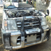 Авторазбор - Toyota LAND Cruiser Prado 150. 120 95. 90 78 , 71