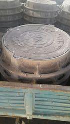 Люки чугунные канализационные Тип Т вес 110 кг