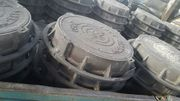 Люки чугунные тип Т ГОСТ 3634-99 вес 110 кг нагрузка 25 тн
