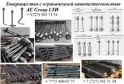 Фундаментный болт анкер ГОСТ 24379.1-80 (2012)
