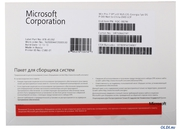 Microsoft Windows 8.1 Professional Russian (СНГ) Oem 32 64 Bit