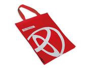 Промо сумки из спанбонда. Печать логотипа на сумках.