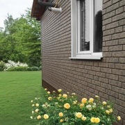 Фасадные панели Стоун Хаус