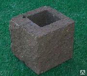 Сплитерный блок половинка (рваный,  цветной)