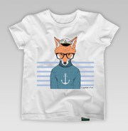 Детские футболки с принтом. Печать на детских футболках любого принта.