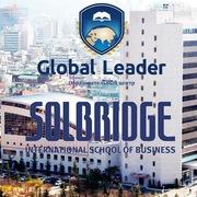 GLOBAL LEADER. Официальный представить университета Solbridge.