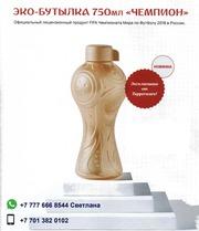 Эко-бутылочка 'Чемпион' от Tupperware (лицензионный продукт FIFA)