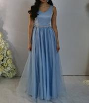 Вечернее платье сшитое на заказ