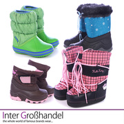 BRAND MIX зимние сапоги и снежные сапоги для детей оптом
