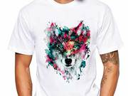 Сублимационная печать на футболке. Нанесение методом сублимации на фут