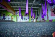 спортивное рулонное  покрытие для тренажерных залов