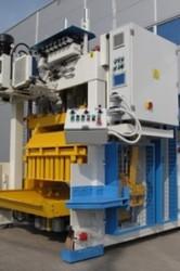 Вибропресс для производства блоков SUMAB E-12