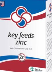 Удобрение цинкосодержащее KEY FEEDS ZINC