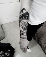 Татуировка любой сложности в Алматы