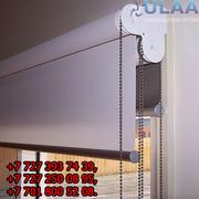 Ролл-шторы с двойным механизмом,  жалюзи,  ворота,  римские шторы