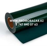 Термотрансферная пленка  флекс темно зеленого цвета