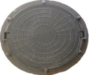 Люк полимерно-песчаный,  тип-ЛМ Размер