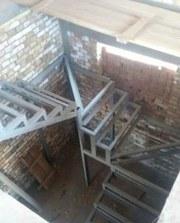 Изготовление лестницы навесы ворота перила
