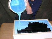 Жидкий силикон для форм