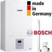 Настенные газовые котлы немецкой марки BOSCH GAZ 6000 W - 24C