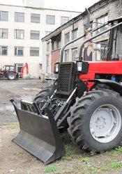 Толкатель трелевочный ТЛЗ-1, 8 на трактор МТЗ