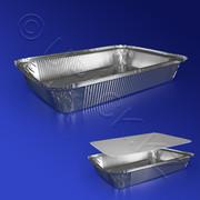 Посуда из фольги в ассортименте /ОПТОМ /цена указана за 1 коробку