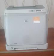Принтеры цветные НР СР1215 и НР 1600 на запчасти.
