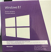 Microsoft Windows 8.1 Professional BOX 32 64 Bit Russian СНГ(Упаковка)