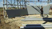 строительство скалодромов