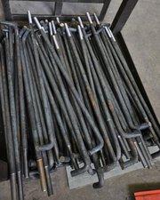 Болт фундаментный анкерный ГОСТ 24379.1-80(2012). в Актау