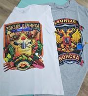 Принты на футболках.