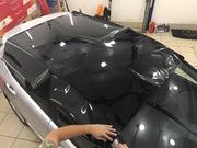 Черная глянцевая пленка винил,  черный глянец пленка для авто