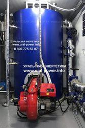 Парогенераторы газ-дизель - в наличии на складе завода Алматы