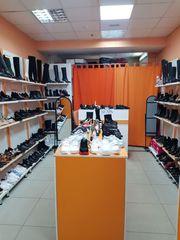 Продам действующий бизнес женской обуви